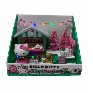 Hello Kitty Christmas Candy Shop